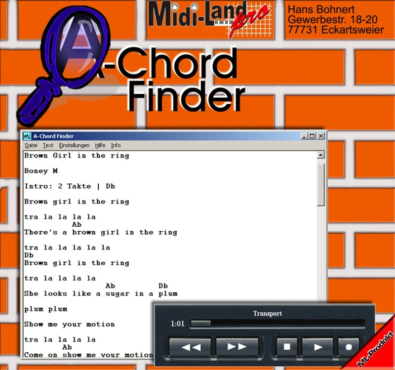 Midifile-Optimizer 4 Pro